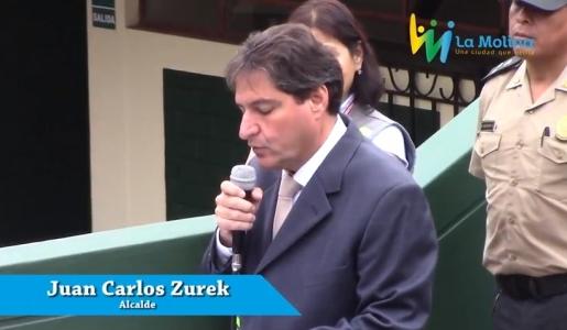 ALCALDE JUAN CARLOS ZUREK INAUGURÓ EL AÑO ESCOLAR