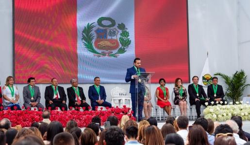 Alcalde Paz de la Barra: La Molina será un distrito educador