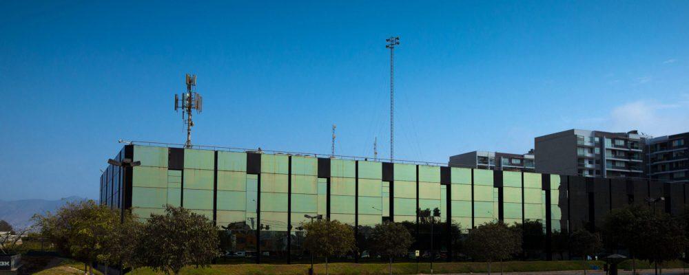 EDIFICIO PRINCIPAL DE EMPRESA IBM