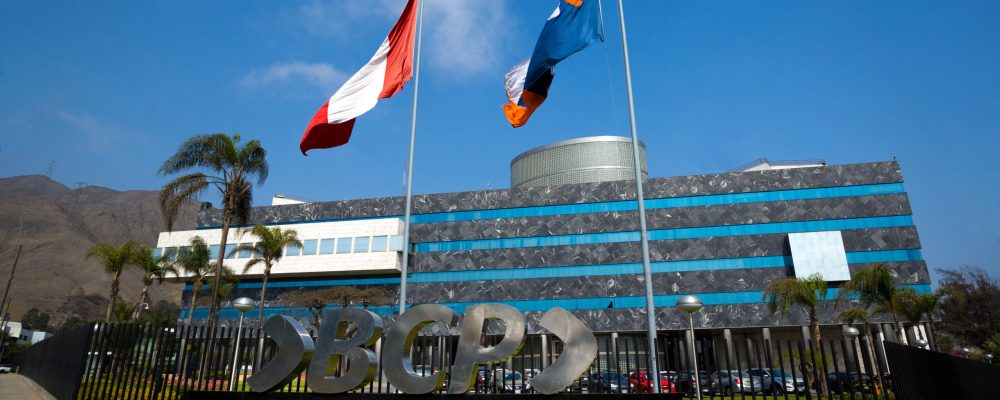 Edificio principal del Banco de Crédito del Perú